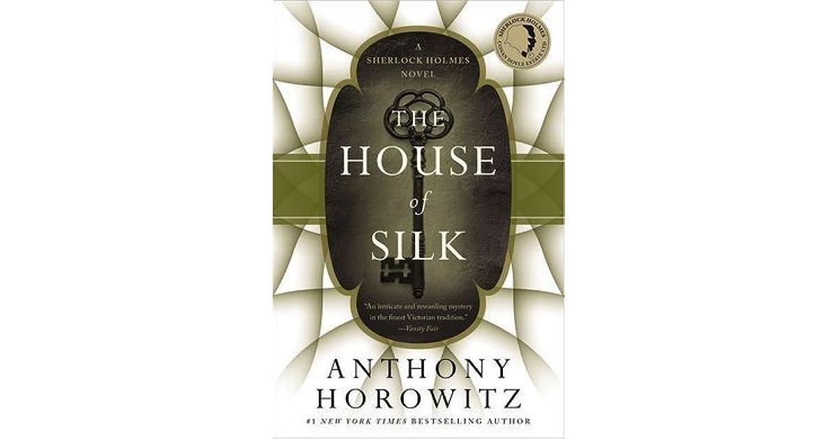 house of silk anthony horowitz pdf