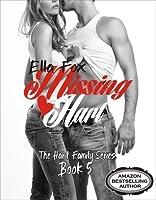 Missing Hart (The Hart Family, #5)
