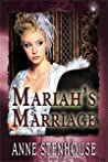 Mariah's Marriage by Anne Stenhouse