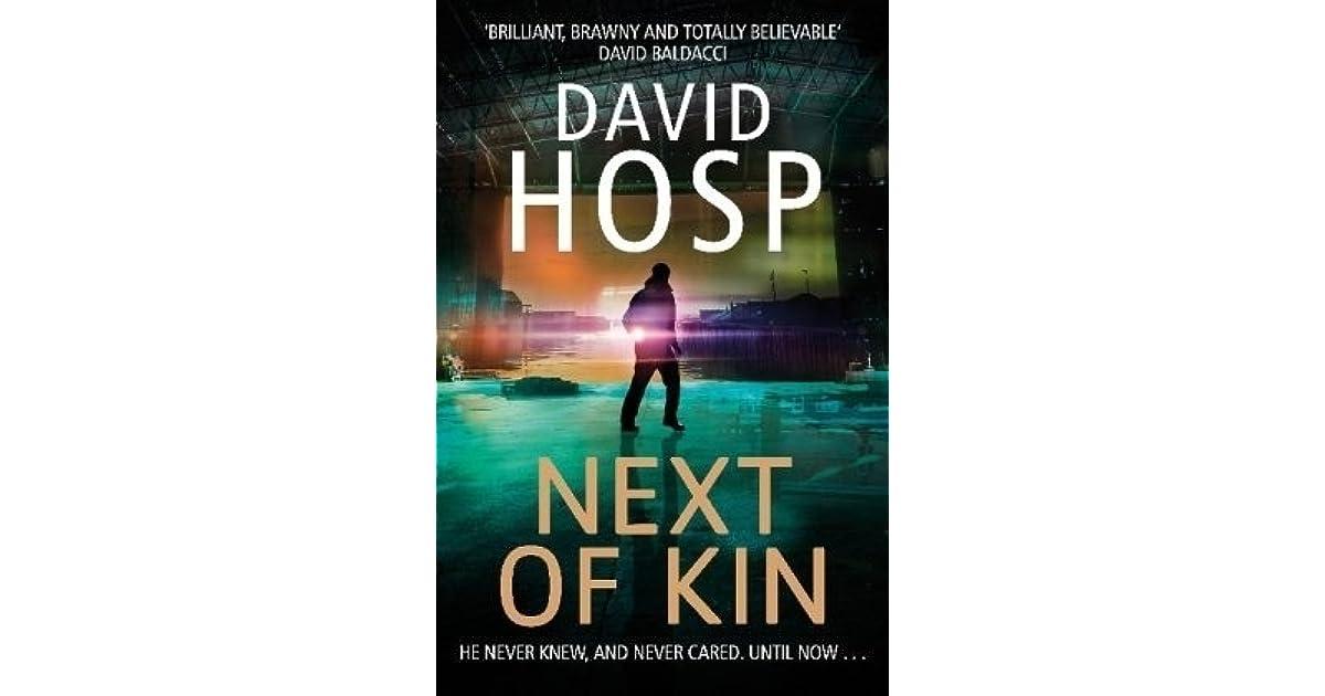 Next of Kin: A Richard and Judy Book Club Selection (Scott Finn 5)