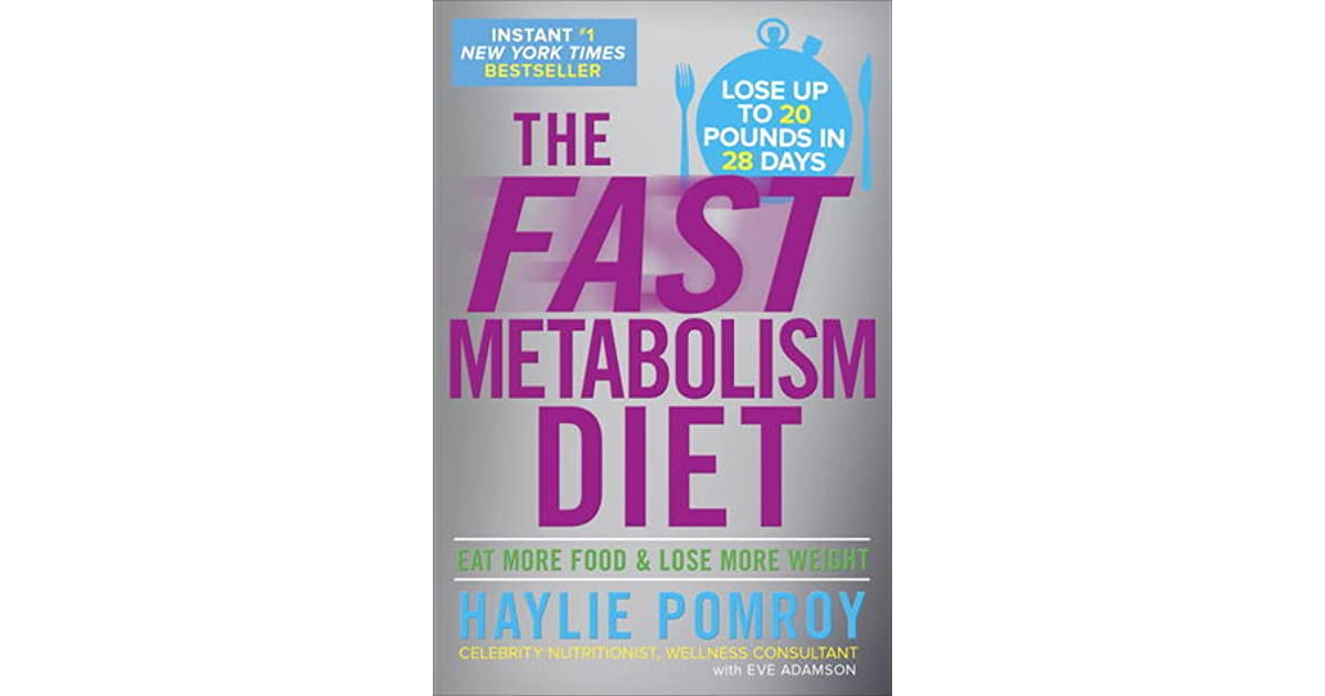 The Fast Metabolism Diet Lose 20 Pounds in 4 Weeks and Keep It Off
