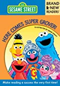 Here Comes Super Grover!: Brand New Readers