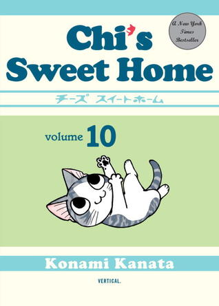 Chi's Sweet Home, Volume 10