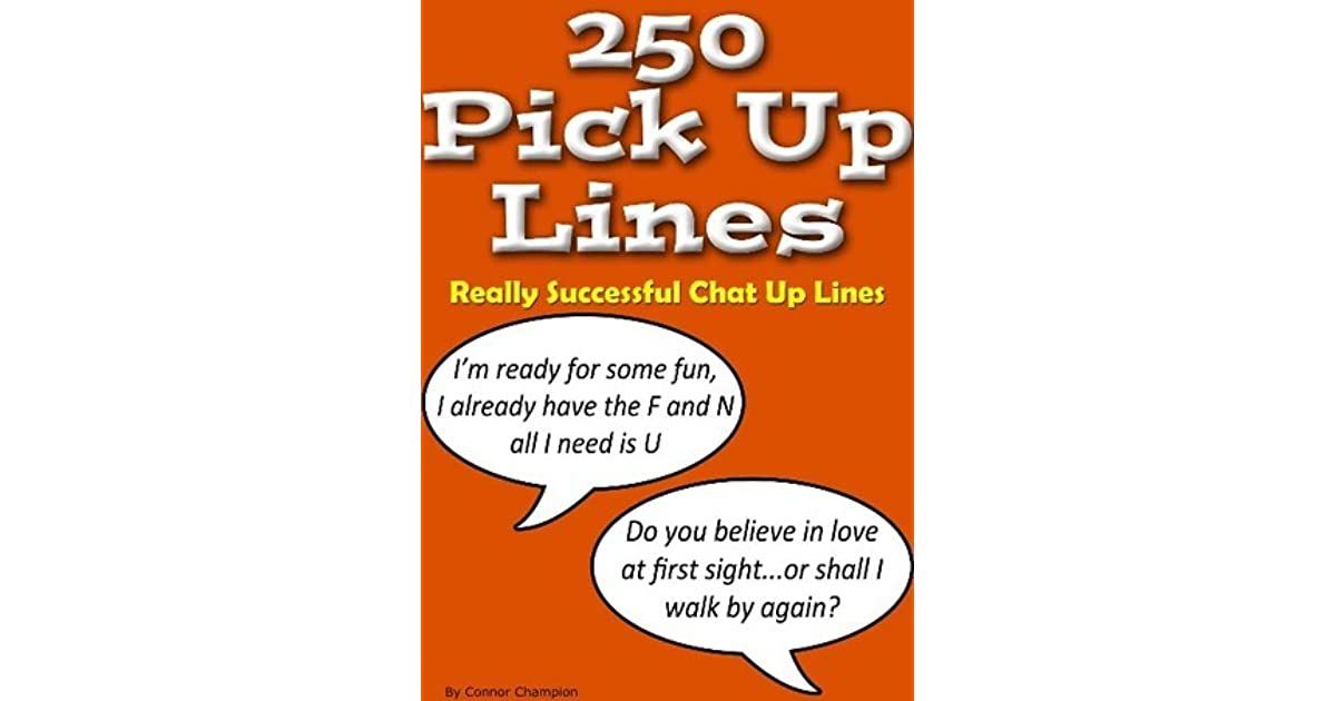 orange pick up lines