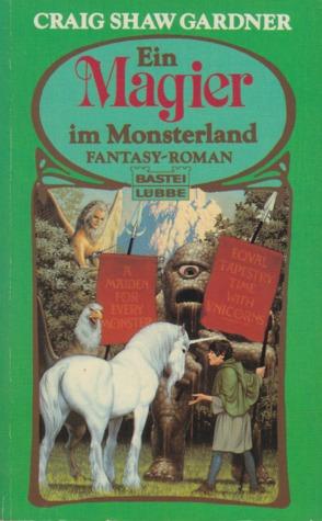 Ein Magier Im Monsterland