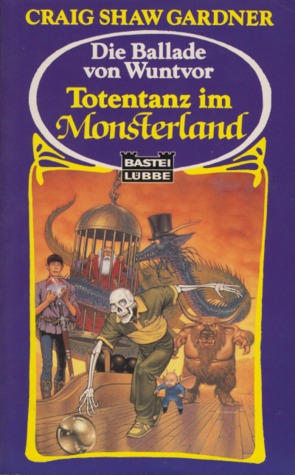 Totentanz im Monsterland