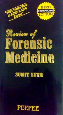 Review Of Forensic Medicine By Sumit Seth