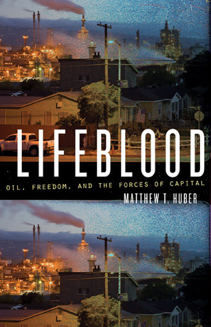 Lifeblood by Matthew T. Huber