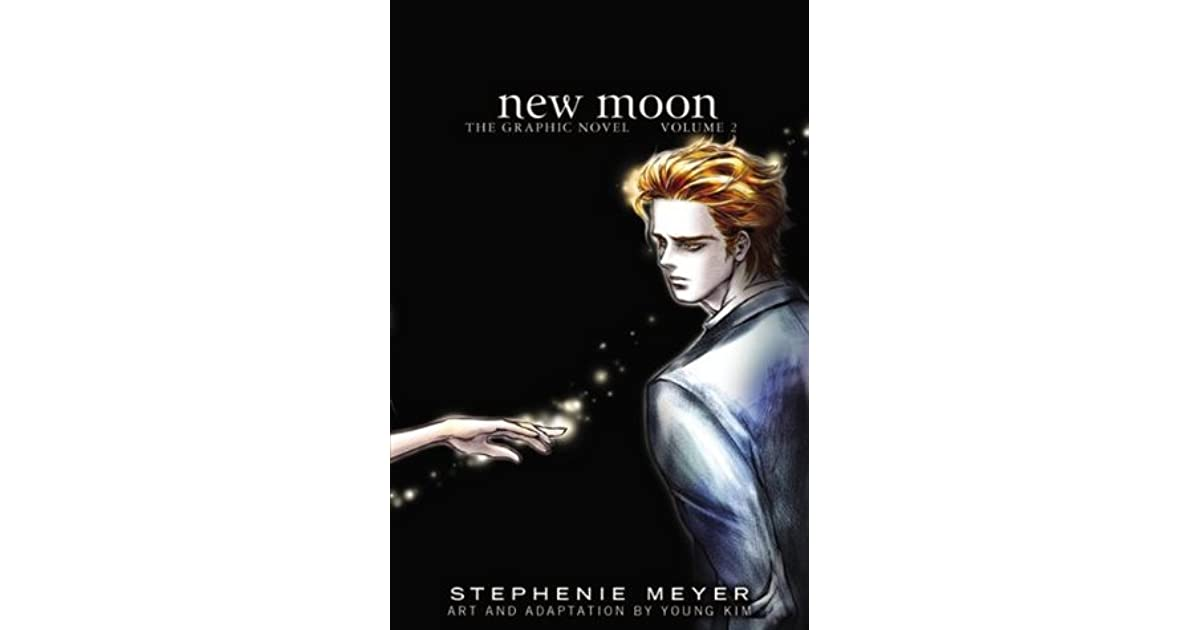 New Moon The Graphic Novel Vol 2 By Young Kim