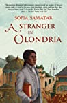 Book cover for A Stranger in Olondria