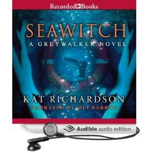 Seawitch Greywalker 7 By Kat Richardson