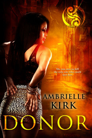 Donor (Dresdan Coven, #1)