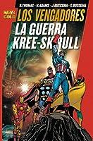 Los Vengadores: La guerra Kree-Skrull (Marvel Gold Los Vengadores)