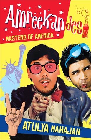 Amreekandesi - Masters of America