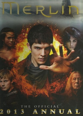 The Adventures of Merlin: The Official Annual 2013