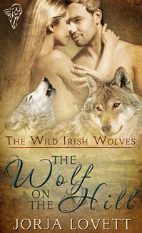 The Wolf on the Run (The Wild Irish Wolves Book 2)