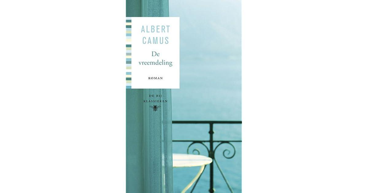 De Vreemdeling By Albert Camus