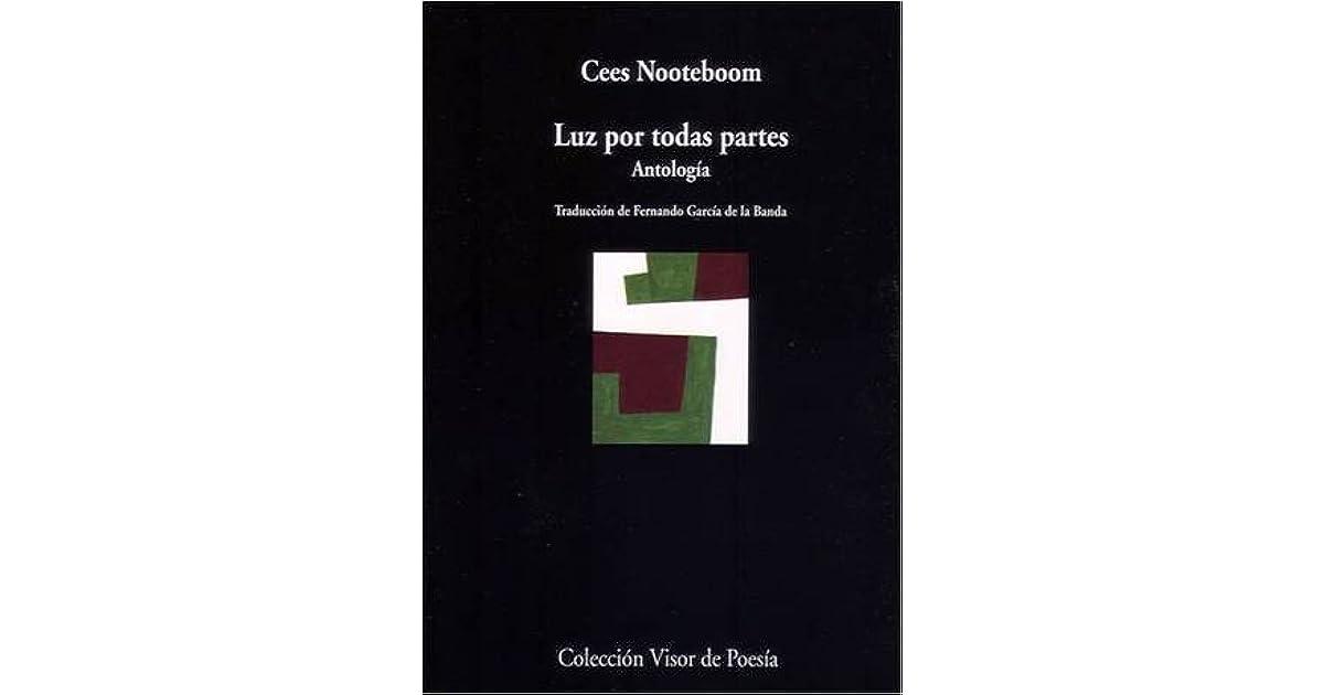 Cees nooteboom goodreads giveaways