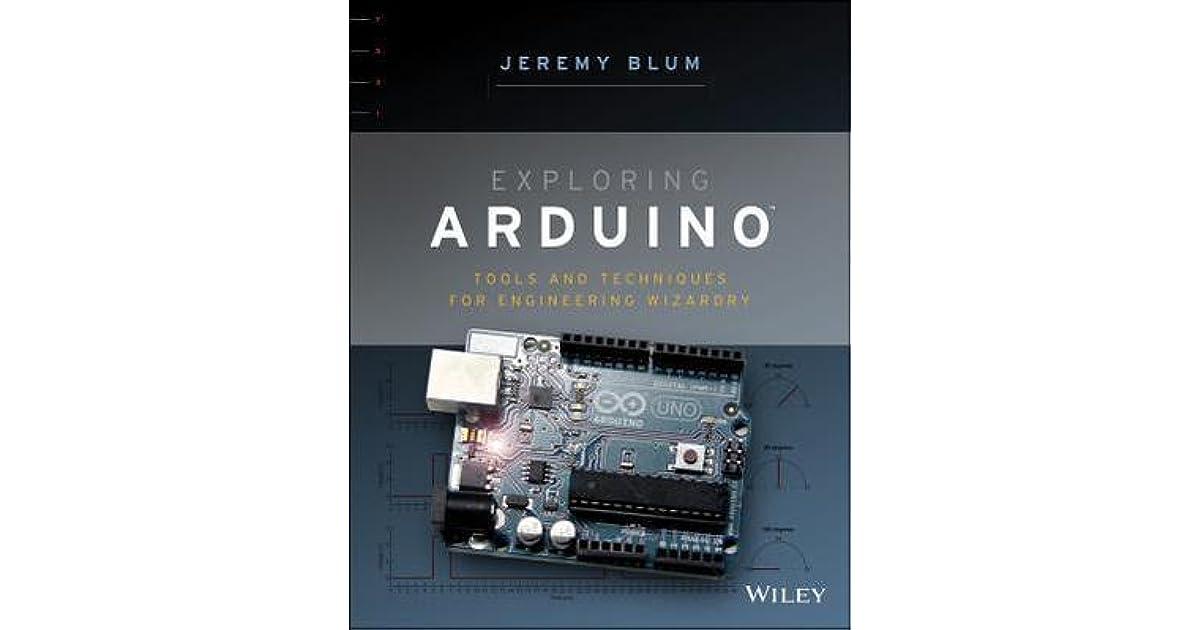 Exploring Arduino Ebook