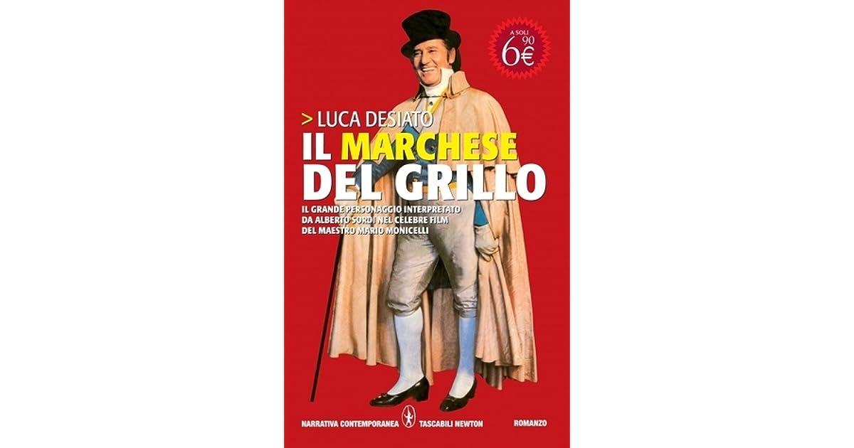 FILM IL MARCHESE DEL GRILLO SCARICARE