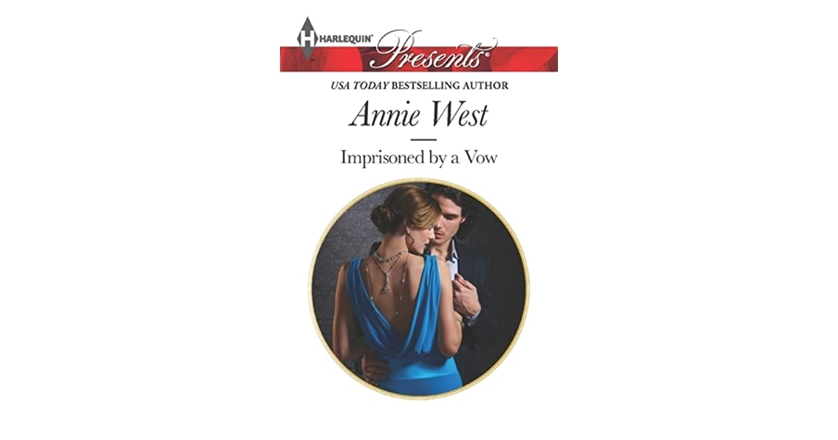 imprisoned by a vow west annie