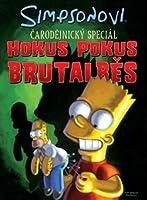 Simpsonovi: Čarodějnický speciál - Hokus pokus brutalběs