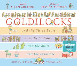 The Goldilocks Variations, or Who's Been Snopperink in My Woodootog?