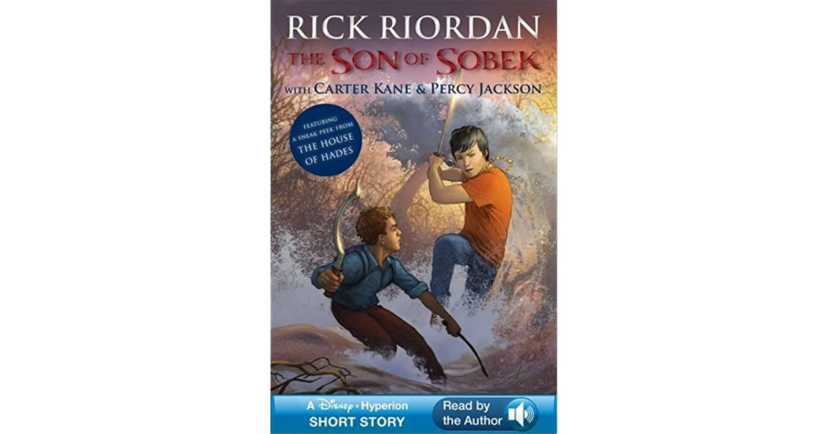 Rick Riordan Son Of Sobek Epub