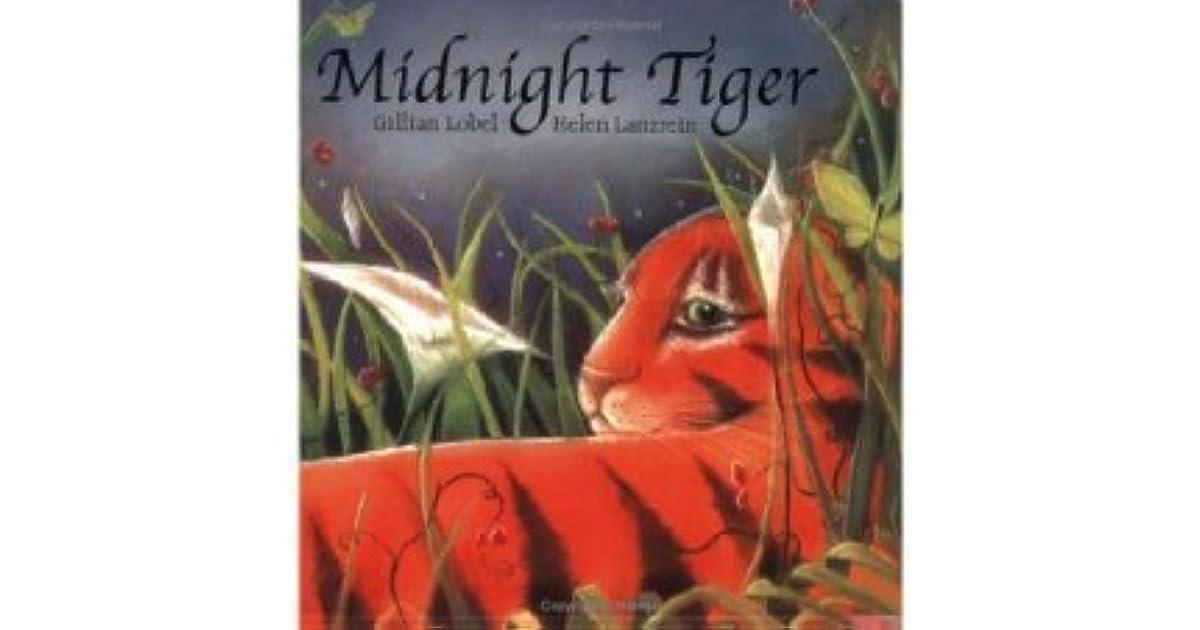 Image result for midnight tiger gillian lobel