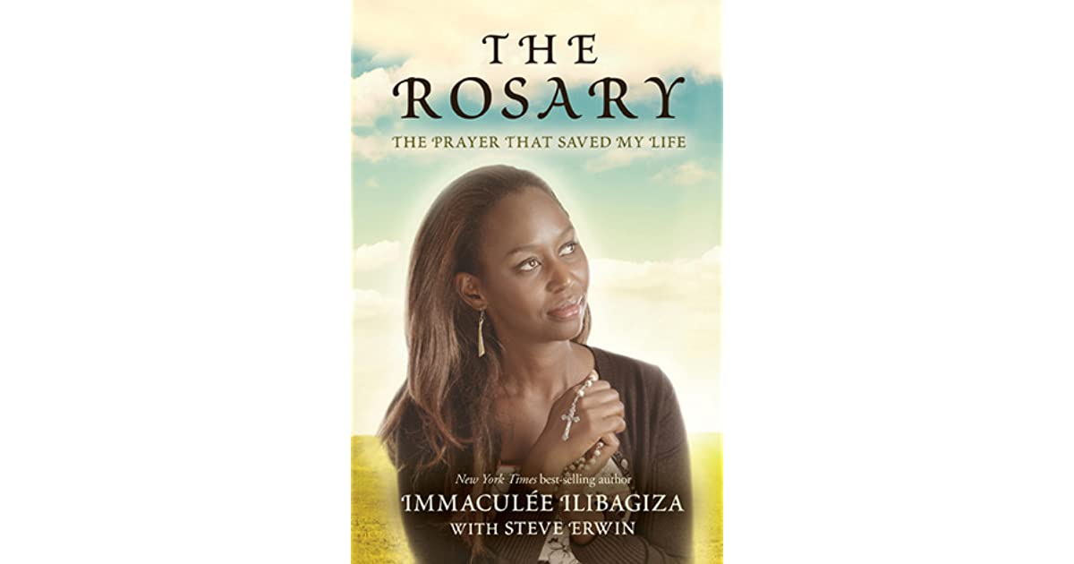 Rosary of the seven sorrows immaculee ilibagiza