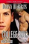 College Boys (Men of Holsum College, #1)