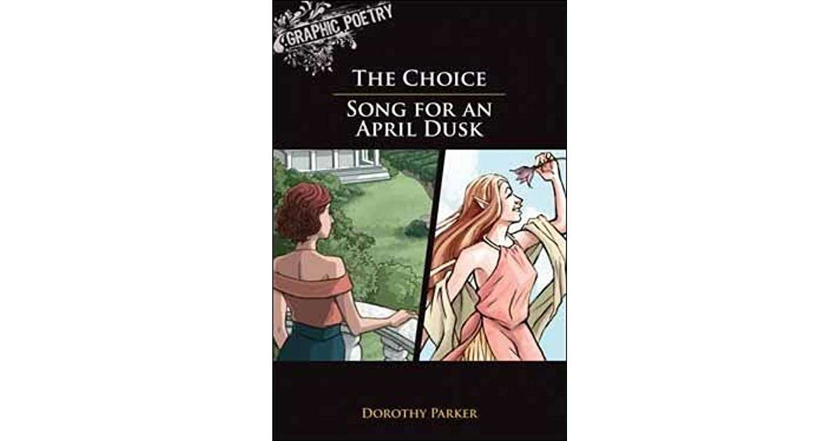 the choice by dorothy parker
