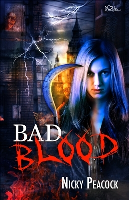 Bad Blood (Battle of the Undead #1)