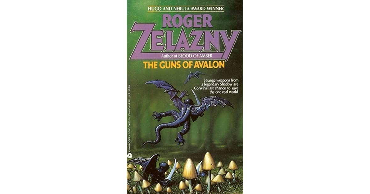 The Guns of Avalon (The Chronicles of Amber #2) by Roger Zelazny