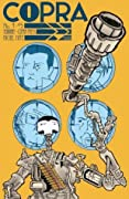 Copra #4: A Sight For Sore Eyes