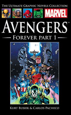 Avengers: Forever, Part 1