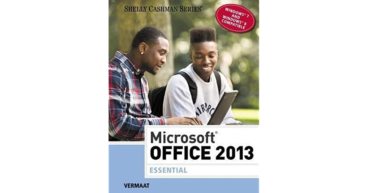 Microsoft Office 2013 Essential By Misty E Vermaat