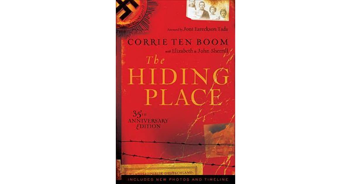 the hiding place corrie ten boom pdf
