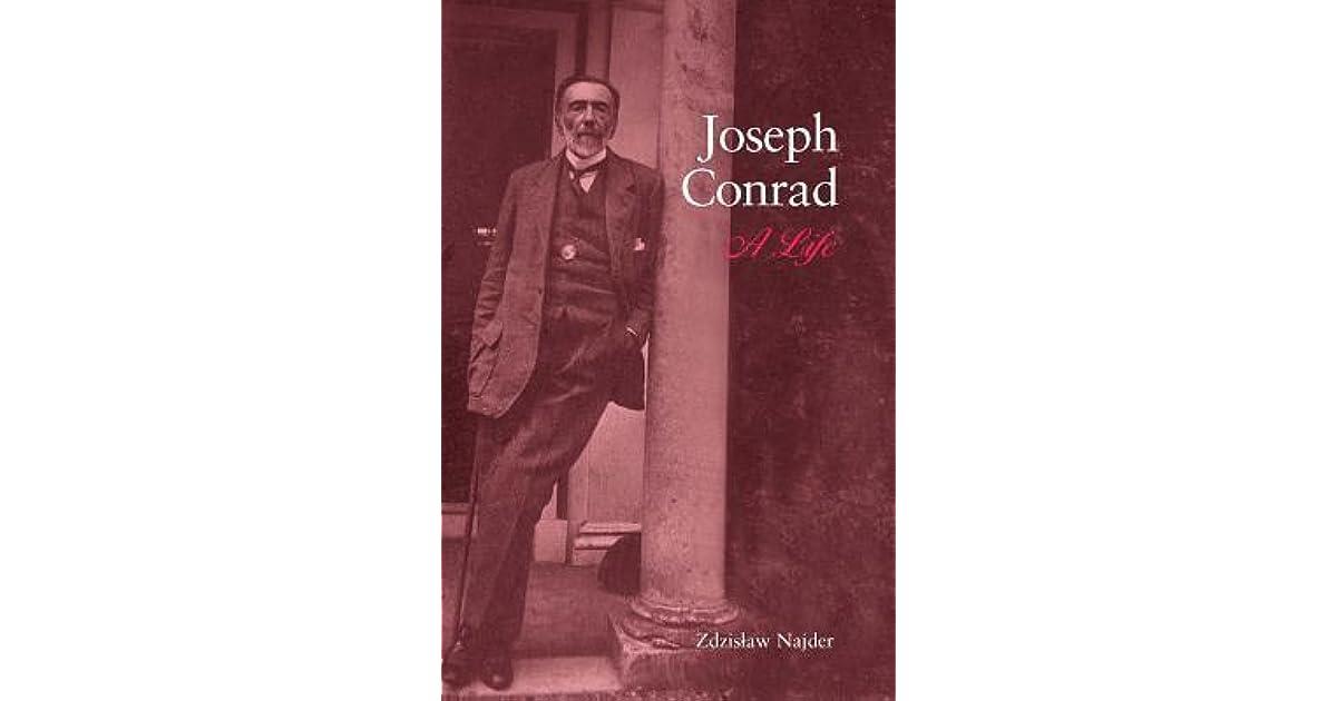 joseph conrad was confused