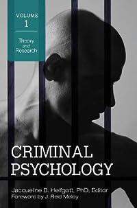 Criminal Psychology [4 Volumes]