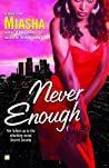 Never Enough (Secret Society, #2)