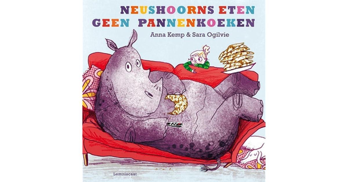 neushoorns eten geen pannenkoeken by kemp