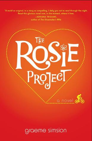 The Rosie Project (Don Tillman, #1)