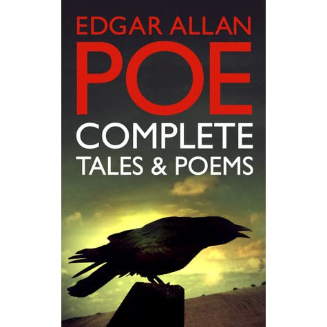 a review of edgar allan poes third book poems