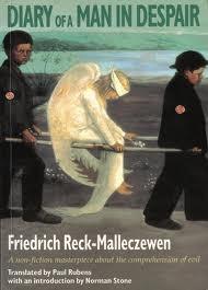 Diary of a Man in Despair by Friedrich Reck-Malleczewen