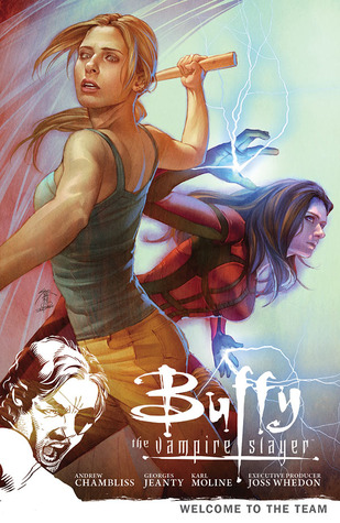 Buffy the Vampire Slayer by Andrew Chambliss