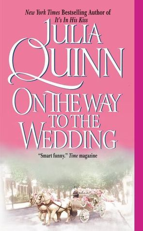 Julia Quinn - Bridgertons, #8 (On the Way to the Wedding)