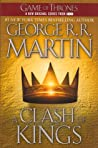 A Clash of Kings (A Song of Ice and Fire, #2) cover
