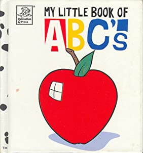 My Little Book of ABC's