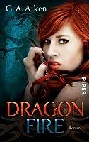 Dragon Fire (Dragon Kin, #4)